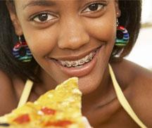 Eating with Braces Berkman & Shapiro Orthodontics, Commerce Township, MI 48382