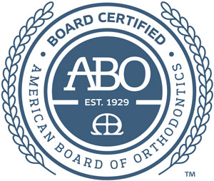 ABO Seal Berkman & Shapiro Orthodontics, Commerce Township, MI 48382
